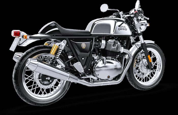 moto-royal enfield continentalGT-2